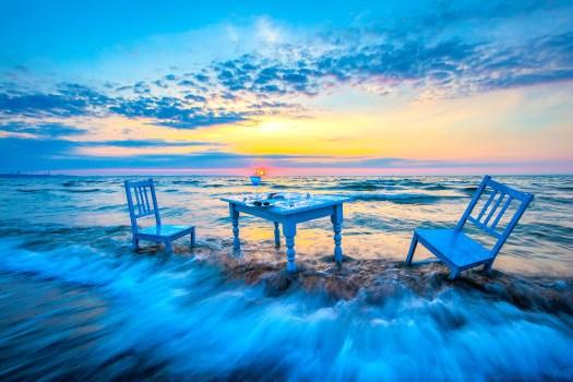 Strandgut, Meeresrauschen
