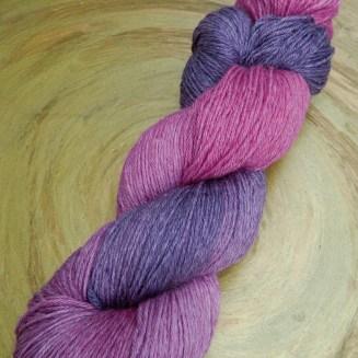 © Die Maschen zum Glück | Turin Multicolor Beerenviolett von Seehawer & Siebert
