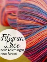 © Die Maschen zum Glück | Filigran Lacegarn stelier Zitron