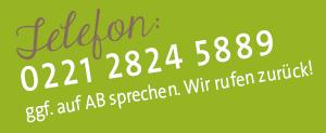 Telefon Kontakt | © Die Maschen zum Glueck Köln