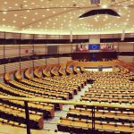 Plenarsaal Brüssel