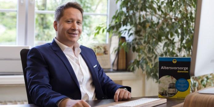 Dieter Homburg hat Tipps zur Altersvorsorge für Pflegende