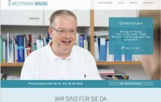 Arztpraxis Bruns - Hausarztpraxis in Osnabrück