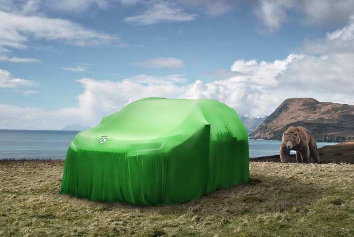 Bärenstark Das große SUV von Skoda