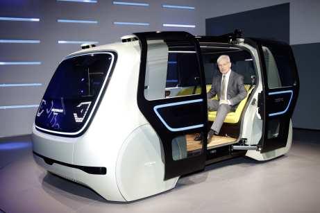 Autosalon Genf: Volkswagen Konzern bringt die Zukunft in die Gegenwart