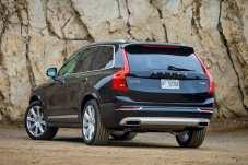 The new Volvo XC90, exterior