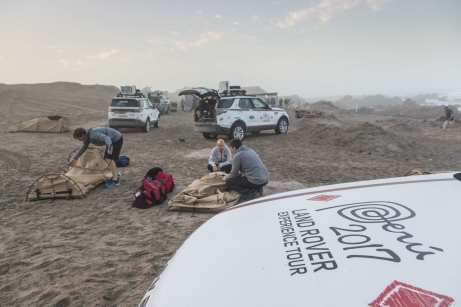 Land Rover Experience 2017 LET Peru