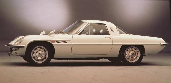 Mazda Cosmo Sport von 1967