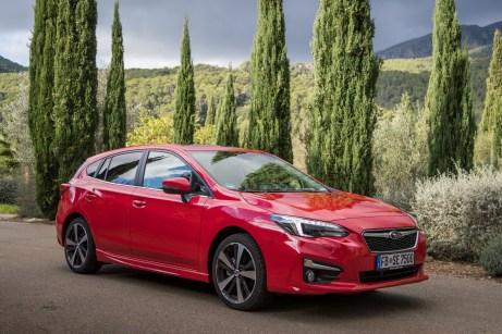 Viel Wert hat Subaru auf die Rundumsicht gelegt. Aus diesem Grund ist das Design weniger sportlich als möglich - vor allem die Fensterlinie am Heck, die nur leicht ansteigt. © Subaru
