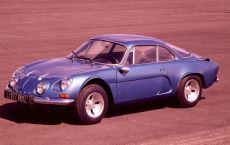 Die Alpine A110 aus den Jahren 1961–1977. Foto: Auto-Medienportal.Net/Alpine