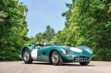 Aston Martin DBR1 (1956) für 22,55 Millionen US-Dollar (ca. 19,185 Millionen Euro).Foto: Auto-Medienportal.Net/Sotheby's