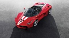 Ferrari La Ferrari Aperta (2007) für 10,043 Millionen US-Dollar (8,5 Mio. €).Foto: Auto-Medienportal.Net/Sotheby's