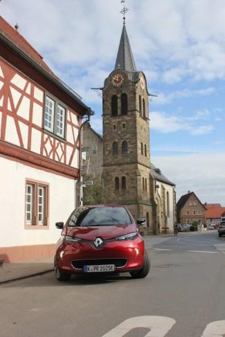 Der Renault Zoe ist in Europa das meistverkaufte Elektroauto. Was der Franzose drauf hat, hat der mid im Alltagstest überprüft. © Thomas Schneider / mid