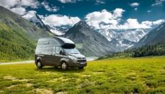 Mit dem Nugget Plus besitzt Ford einen Campingbus-Klassiker. Foto: Ford/Westfalia