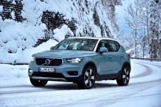 Mit dem XC40 macht Volvo den längst überfälligen Sprung in das kompakte Premium-SUV-Segment. Foto: Volvo