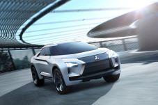 Mitsubishi bereitet für Genf die Europapremiere der Studie e-Evolution Concept vor. © Mitsubishi