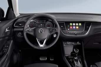Das Cockpit des Opel Grandland X Ultimate. Foto: Opel