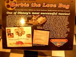 """Aus """"Herbie rides again"""" und nicht aus """"the Love Bug"""" stammt der Nelsons-Käfer"""