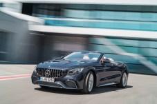 Die offene Versuchung: Mercedes hat das S-Klasse Cabrio optisch und technisch auf den neuesten Stand gebracht. © Daimler
