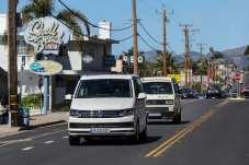 Der VW Campingbus California macht auch in Hollywood eine gute Figur. Foto: Auto-Medienportal.Net/VWN/Stephan Lindloff