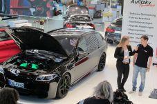 Aulitzky-Tuning hat auf Basis des 550i einen BMW, den nicht einmal BMW baut!