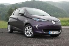 Der Renault Zoe ist jetzt auch mit 108-PS-E-Motor und 41 kW/h großem Akku zu haben. © Rudolf Huber / mid