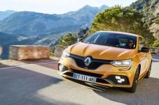 Der Mégane R.S. mit 280 PS ist die sportliche Speerspitze der Kompakt-Baureihe © Renault