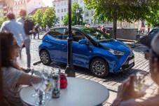 Vor allem jungen Menschen haben ein Auge auf den Toyota Aygo geworfen. © Toyota