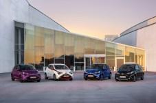 Treffpunkt Toyota: Die Aygo-Familie ist startklar. © Toyota