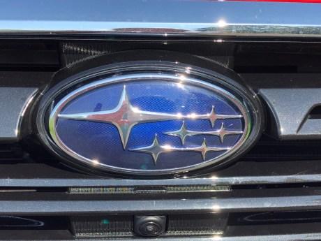Subaru-Logo. Foto: Klaus H. Frank