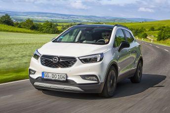 Der Opel Mokka X: Mit ihm begann der SUV-Boom bei den Rüsselsheimern. Foto: Opel