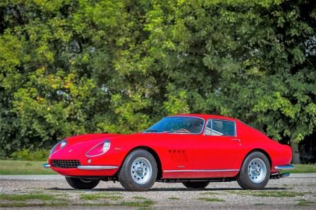 Ein Ferrari 275 GTB/C von 1966 zum Schätzpreis von rund 13 Millionen Dollar (11,2 Millionen Euro). Foto: Auto-Medienportal.Net/Ferrari