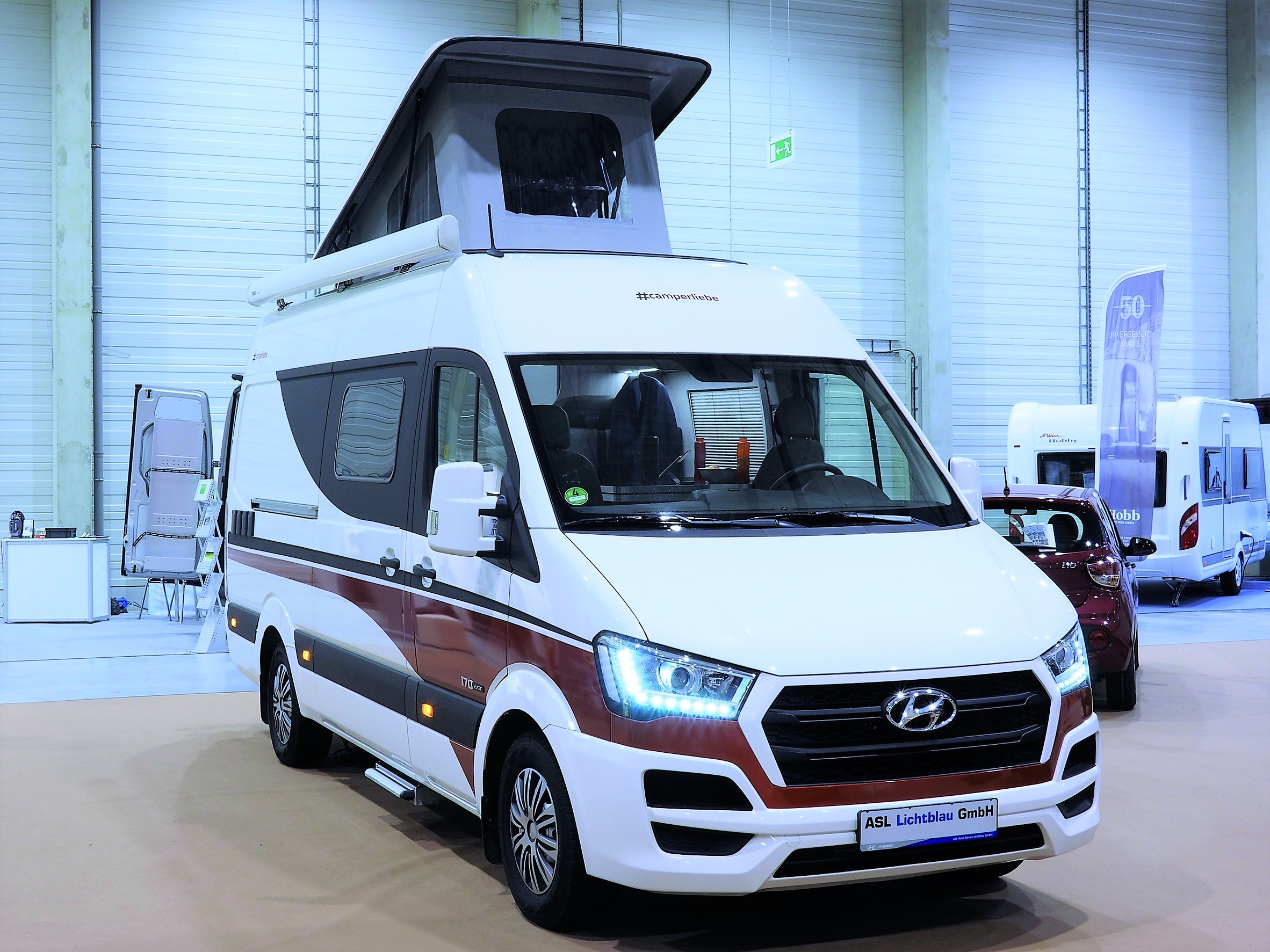 Aus Liebe zum Camping: Hyundai H10 – Die Testfahrer - Auto- und