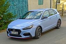 Das erste Hochleistungsmodell von Hyundai: der i30 N Performance mit 275 PS. © Jutta Leis / mid