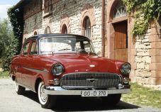 Opel Kapitän (1956). Foto: Auto-Medienportal.Net/Opel