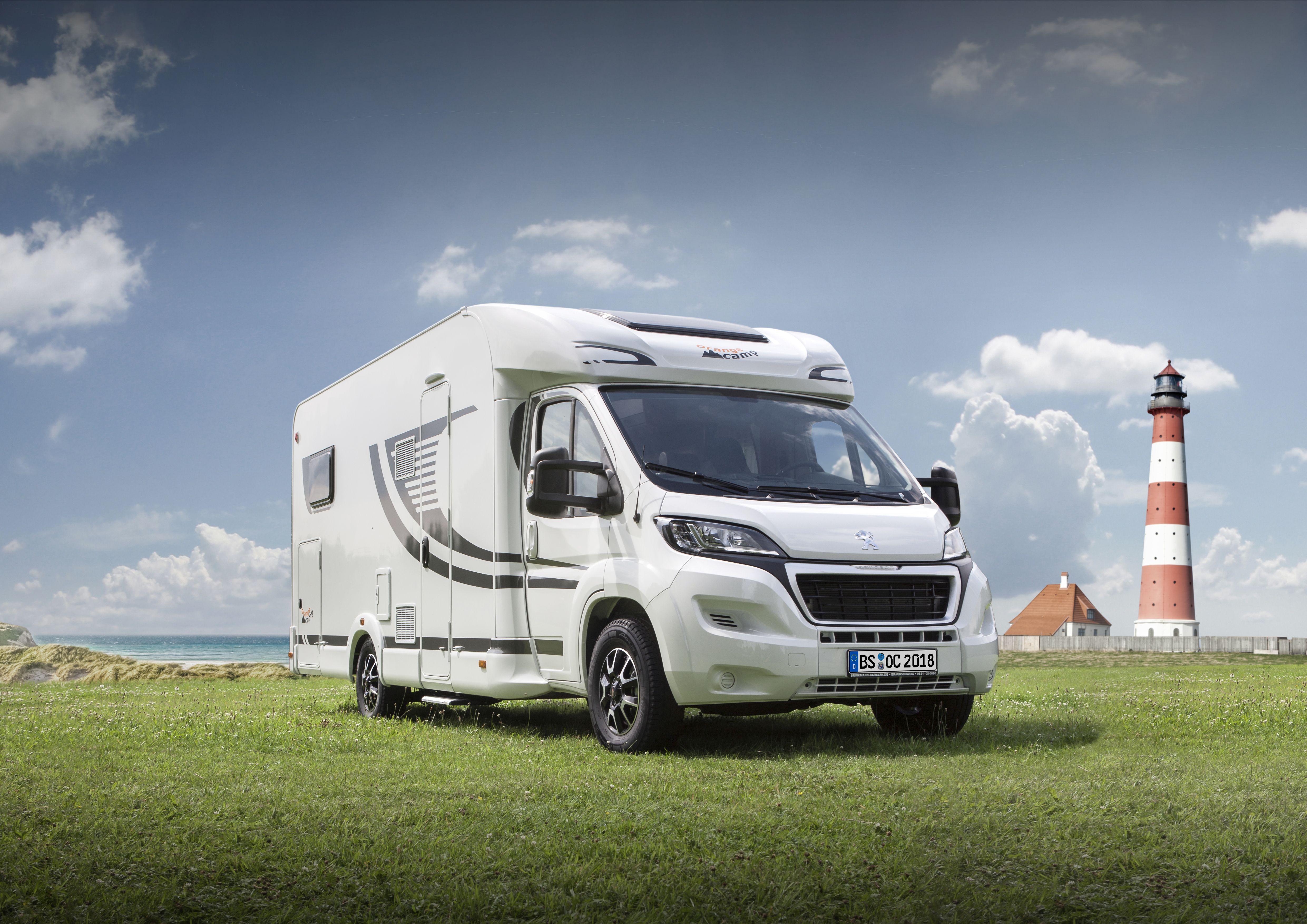 caravan-salon: peugeot zeigt neue reisemobile – die testfahrer