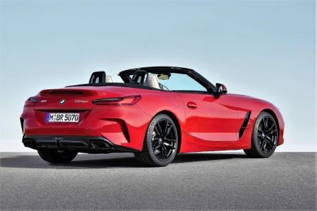 Für Fahrspaß sorgen ein mit 250 kW/340 PS ziemlich kraftvoller Reihensechszylinder-Motor sowie das Sportfahrwerk mit elektronisch geregelten Dämpfern. Foto: Auto-Medienportal.Net/BMW