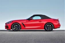Der sportliche Oben-ohne-Luxus hat einen Namen: BMW Z4. Foto: Auto-Medienportal.Net/BMW