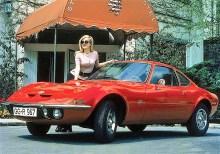 DerOpel GT 1,9 Liter aus dem Jahr 1969. Foto: Auto-Medienportal.Net/Opel