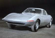 Der Experimental-GT von Opel war bei seiner Premiere auf der IAA 1965 das erste Konzeptfahrzeug eines deutschen Herstellers. Foto: Auto-Medienportal.Net/Opel