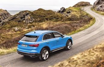 Nicht nur der Gepäckraum hat stark vom Wachstum profitiert – er ist laut Audi der größte im Premium-Kompaktsegment. Foto: Auto-Medienportal.Net/Audi