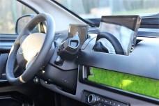 Für ein optimales Raumklima soll ein spezielles Moos sorgen, das in das Armaturenbrett integriert wurde. Foto: Auto-Medienportal.Net/Sono Motors