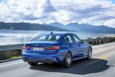 Optimierte Aerodynamik-Eigenschaften reduzieren den Luftwiderstandsbeiwert auf bis zu 0,23 (BMW 320d). Foto: Auto-Medienportal.Net/BMW