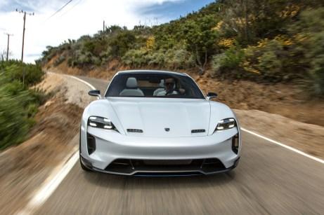 Der nächste Elektrosportler von Porsche steht in den Startlöchern. © Porsche