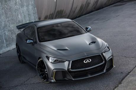 """Das Projekt """"Black S"""" ist Teil des Infiniti-Plans zur Elektrifizierung aller Neuwagen ab 2021. © Infiniti"""