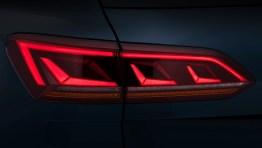 Bereits heute bietet Volkswagen in einigen Baureihen das sogenannte Klick-Klack-System für Heckleuchten an . . . Foto: VW