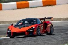 Wer den Senna ausreizen will, muss sich bei einer Rennstrecke einmieten - Rennen kann er nicht fahren. © McLaren