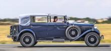 Mit dem Skoda 860 knüpften die Tschechen an den Laurin & Klement FF von 1907 an, das wahrscheinlich erste Automobil mit Acht-Zylinder-Reihenmotor in Mitteleuropa. Foto: Auto-Medienportal.Net/Skoda