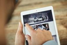 Über eine App wählt sich der Kunde innerhalb weniger Minuten sein Wunschauto aus und ordert das Abonnement. Ist das Modell nicht gleich verfügbar, erhält er innerhalb von wenigen Tagen ein Ersatzauto für sofortige Mobilität. © Volvo