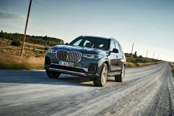 Der neue BMW X7 soll im März 2019 auf den Markt kommen. © BMW